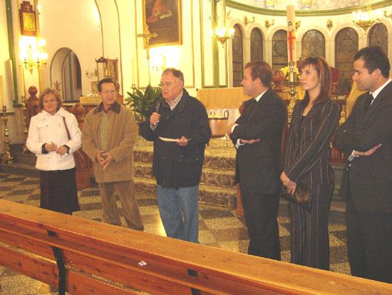 La Parroquia de las Tres Avemarías acoge una exposición titulada Pintura religiosa en Totana I, Foto 3