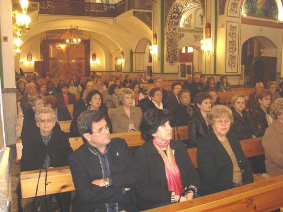 La Parroquia de las Tres Avemarías acoge una exposición titulada Pintura religiosa en Totana I, Foto 4