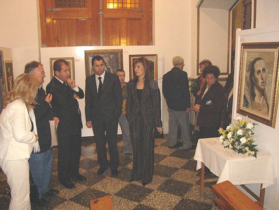 La Parroquia de las Tres Avemarías acoge una exposición titulada Pintura religiosa en Totana I, Foto 6
