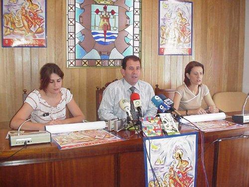 El concierto de Amaral y Guerrilla Gorila abrirá las fiestas de Santiago 2003, Foto 1
