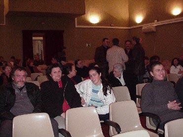 El Ilustre Cabildo Superior de Procesiones de Totana organizó un cine forum el pasado sábado, Foto 1