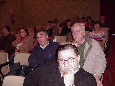 El Ilustre Cabildo Superior de Procesiones de Totana organizó un cine forum el pasado sábado, Foto 2