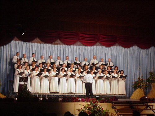 La Coral de la Escuela de Música de Rivas Vaciamadrid gana el XXIII Certamen de Habaneras, Foto 1