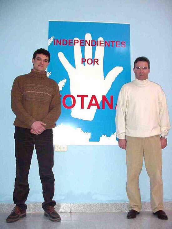 Independientes por Totana pretende ganar la confianza de indecisos y vecinos que no votaron en las últimas elecciones, Foto 2