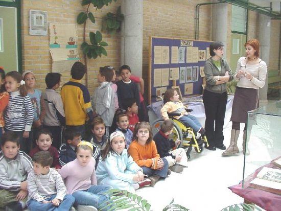 El colegio «Tierno Galván» organiza una completa semana cultural con motivo del Día del Libro, Foto 1
