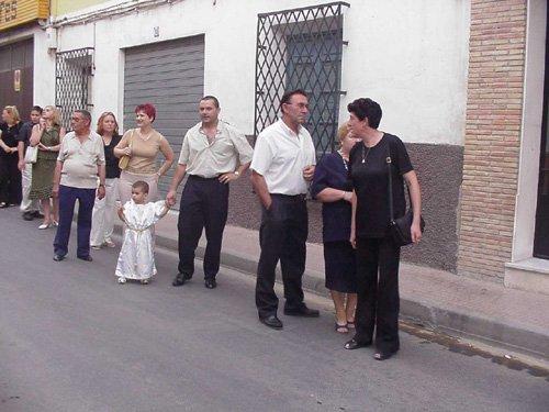 La procesión del Lunes de los Frailes recorrió las calles de la localidad, Foto 4