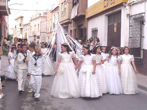 La procesión del Lunes de los Frailes recorrió las calles de la localidad, Foto 6