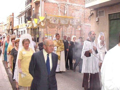 La procesión del Lunes de los Frailes recorrió las calles de la localidad, Foto 7