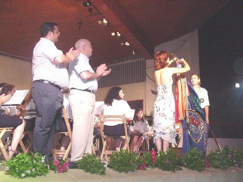 Tres agrupaciones musicales se dieron cita en el Festival de Bandas de Música celebrado en Totana, Foto 3