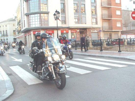 El rugido de más de 1.200 motos invade Totana, Foto 1