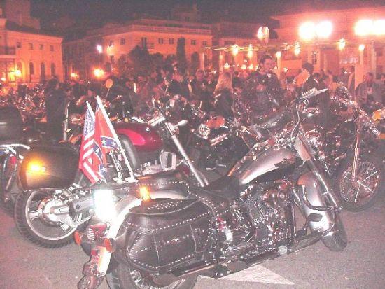 El rugido de más de 1.200 motos invade Totana, Foto 3