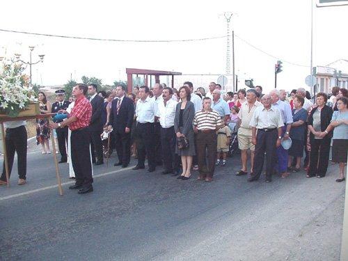 El barrio de Las Lomas de la Cruz del Paretón celebró sus fiestas en honor a Nuestra Señora la Virgen del Carmen, Foto 3