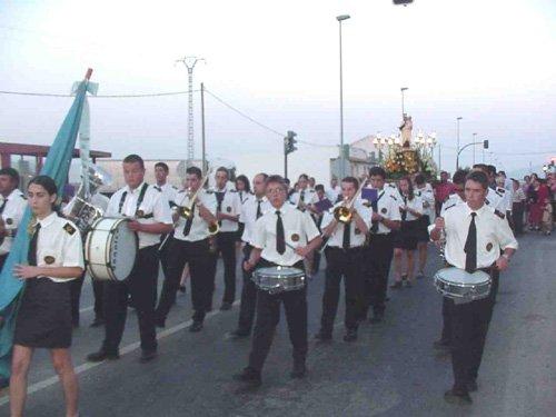 El barrio de Las Lomas de la Cruz del Paretón celebró sus fiestas en honor a Nuestra Señora la Virgen del Carmen, Foto 4