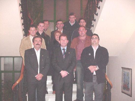 Toman posesión de sus cargos los nuevos alcaldes pedáneos y los integrantes de la junta vecinal del Paretón, Foto 1