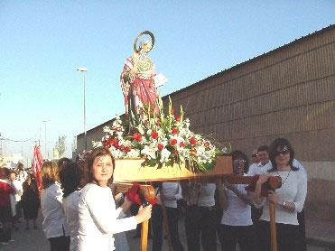 El barrio Tirol Camilleri celebra la festividad de su patrón, San Marcos, con un buen ambiente, Foto 7