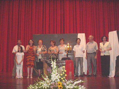 Mª Isabel Cánovas Salas presenta su libro Preludio, Foto 2