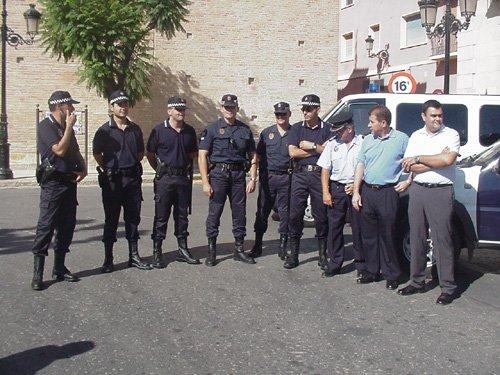 Entra en funcionamiento una nueva patrulla de intervención rápida de la Policía Local, Foto 1