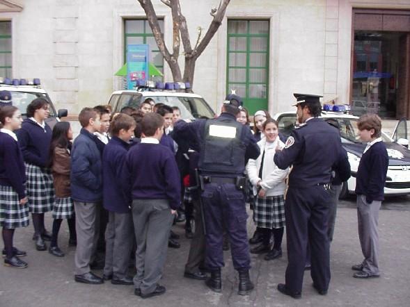 La Policía Local de Totana festeja su patrón, San Patricio, con una jornada de puertas abiertas, Foto 1