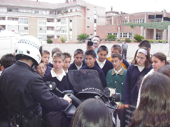 La Policía Local de Totana festeja su patrón, San Patricio, con una jornada de puertas abiertas, Foto 3