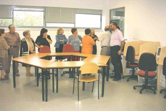 El Centro de Desarrollo Local albergará talleres ocupacionales para personas con enfermedades mentales, Foto 2