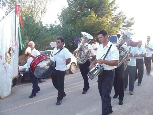 Los vecinos de Raiguero Bajo celebraron las fiestas en honor a Santiago Apóstol y Santa Ana, Foto 2