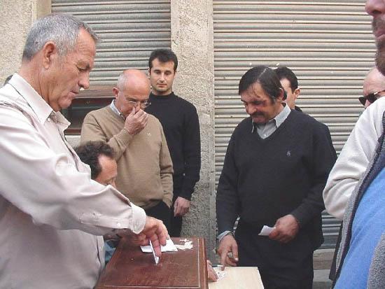 Juan Pagán Sánchez fue elegido presidente de la Comunidad de Regantes de Totana, Foto 4