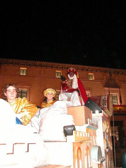 Los Reyes Magos llenaron de ilusión los hogares de los niños totaneros, Foto 3