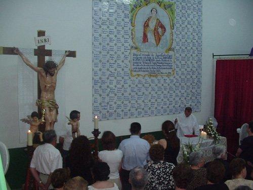 Fiesta de la Hermandad de Jesús y La Samaritana en honor al Santísimo Cristo de la Sangre, Foto 1