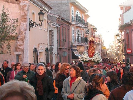 Santa Eulalia de Mérida regresó a su ermita acompañada por alrededor de  8.000 romeros 5c0bcabf29b