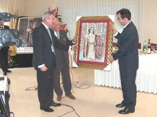 Ramón Luis Valcárcel rememoró la tradición nazarena en el Pregón de la Semana Santa, Foto 5