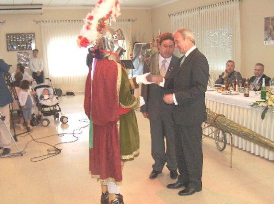 Ramón Luis Valcárcel rememoró la tradición nazarena en el Pregón de la Semana Santa, Foto 7