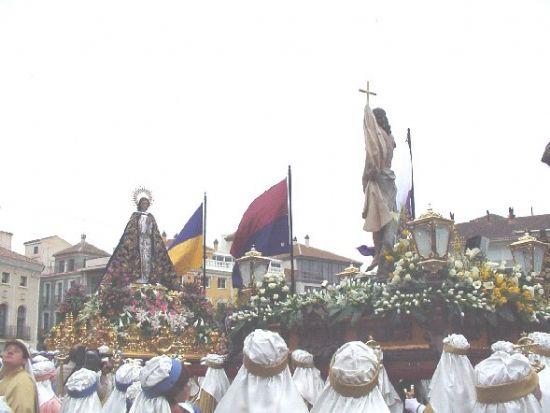 Totana festeja que Jesús había resucitado, Foto 6
