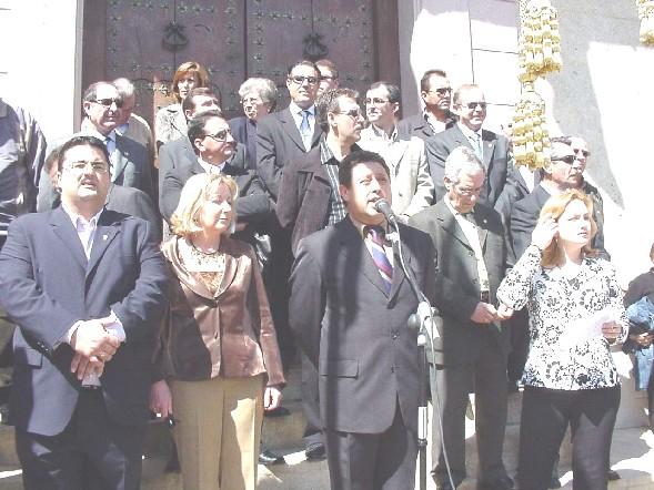 El Día de la Música Nazarena aproxima el ambiente de Semana Santa en la localidad, Foto 2