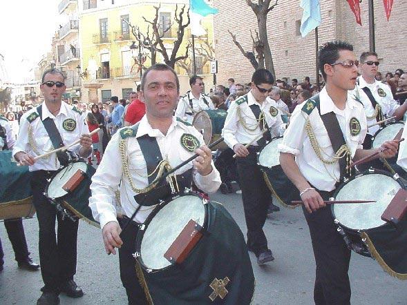 El Día de la Música Nazarena aproxima el ambiente de Semana Santa en la localidad, Foto 5