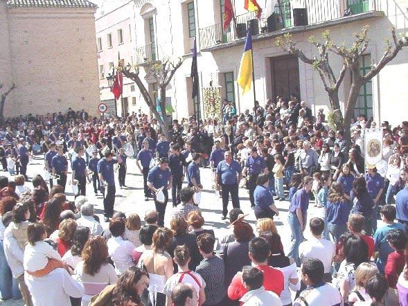 El Día de la Música Nazarena aproxima el ambiente de Semana Santa en la localidad, Foto 6