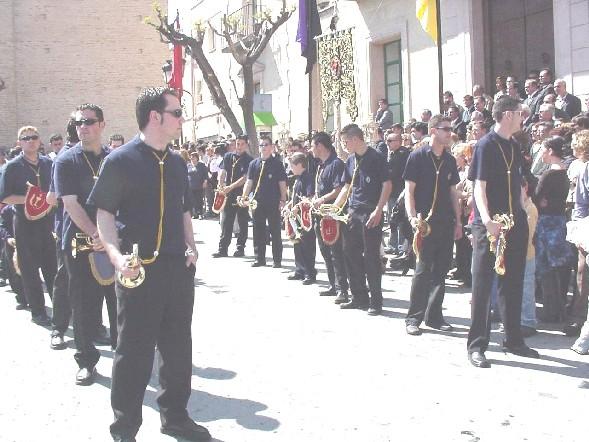 El Día de la Música Nazarena aproxima el ambiente de Semana Santa en la localidad, Foto 3