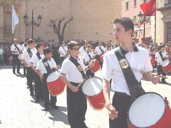 El Día de la Música Nazarena aproxima el ambiente de Semana Santa en la localidad, Foto 4