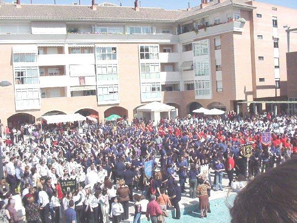 El Día de la Música Nazarena aproxima el ambiente de Semana Santa en la localidad, Foto 7