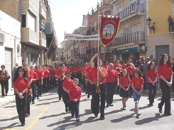 El Día de la Música Nazarena aproxima el ambiente de Semana Santa en la localidad, Foto 8