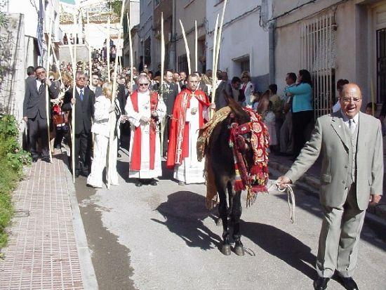El Domingo de Ramos se celebró la entrada triunfante de Jesús en Jerusalén, Foto 1