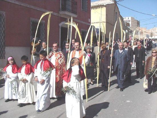 El Domingo de Ramos se celebró la entrada triunfante de Jesús en Jerusalén, Foto 4