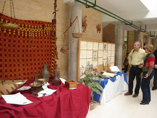 El Quijote, protagonista de la Semana Cultural organizada por el C.P. «Tierno Galván», Foto 1
