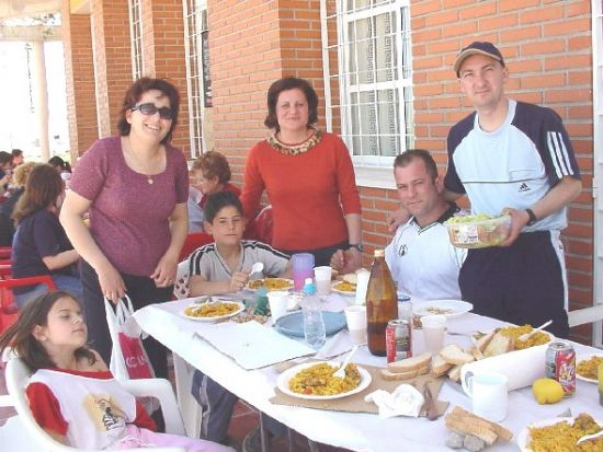El buen ambiente caracterizó la celebración de las fiestas de San Marcos en el barrio Tirol Camilleri, Foto 5