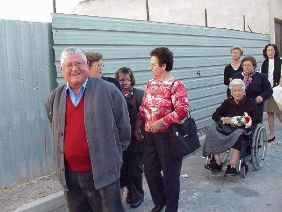 El buen ambiente caracterizó la celebración de las fiestas de San Marcos en el barrio Tirol Camilleri, Foto 2