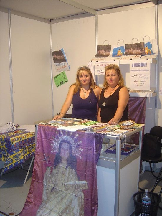 Totana estuvo presente también en la Zona Joven 2004, Foto 1